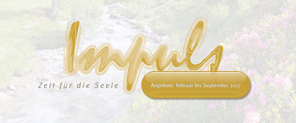 Impuls - Februar bis September 2017